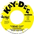 "Kenny ""Dope"" Gonzalez - Cuckoo Clocking / Crime Cut"