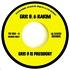 Eric B. & Rakim / Mountain - Eric B. Is President / Long Red