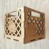 Jesse Dean Designs - TTW 7 Inch Crate By Jesse Dean