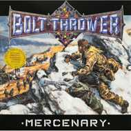 Bolt Thrower - Mercenary (Orange Vinyl)