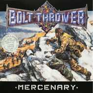 Bolt Thrower - Mercenary (White Vinyl)