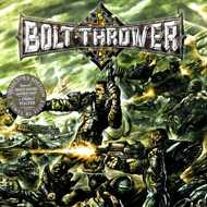 Bolt Thrower - Honour - Valour - Pride (Olive Vinyl)