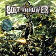 Bolt Thrower - Honour - Valour - Pride (Green Vinyl)