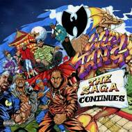 Wu-Tang Clan - The Saga Continues (Orange Vinyl)