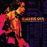 Jimi Hendrix - Machine Gun – The Fillmore East (First Show 12/31/1969)