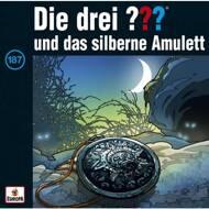 Various - Die Drei ??? und das silberne Amulett (# 187) (Tape)