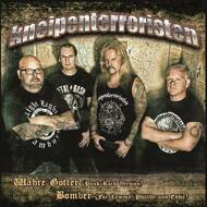 Kneipenterroristen / V8Wankers - Split EP (Black Waxday RSD 2018)