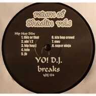 Various - Yo! DJs - Return Of Shaolin Volume 1
