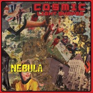 Cosmic Light Shapes - Nebula