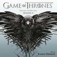 Ramin Djawadi - Game Of Thrones - Season 4 (Soundtrack / O.S.T.) [Transparent Vinyl]