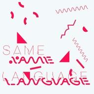 Tim Burgess & Peter Gordon - Same Language Different Worlds (Clear Vinyl)