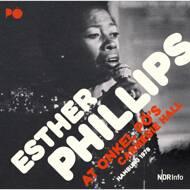 Esther Phillips - At Onkel Pö's Carnegie Hall: Hamburg 1978