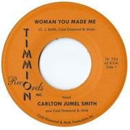 C.J. Smith And Cold Diamond & Mink - Woman You Made Me
