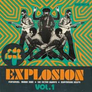 Various - Edo Funk Explosion Vol. 1 (Nigeria 1980-1985)