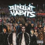 Delinquent Habits - Delinquent Habits (Black Vinyl)