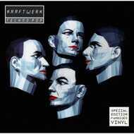 Kraftwerk - Techno Pop (Clear Vinyl - German Version)