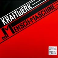 Kraftwerk - Die Mensch-Maschine (Red Vinyl)
