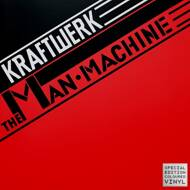 Kraftwerk - The Man-Machine (Red Vinyl)