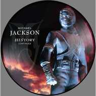 Michael Jackson - HIStory: Continues (Picture Disc)
