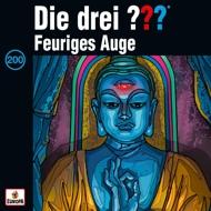 Various - Die Drei ??? Feuriges Auge (#200) [Box Set]