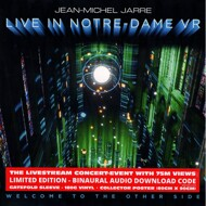 Jean-Michel Jarre - Welcome To The Other Side - Live In Notre-Dame VR
