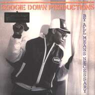 Boogie Down Productions - By All Means Necessary (Black Vinyl)
