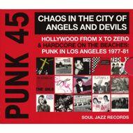 Various - Punk 45: Punk In Los Angeles 1977-81