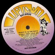 Heavy D. & The Boyz - Gyrlz, The Love Me
