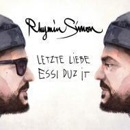 Rhymin Simon - Essi Duz It / Letzte Liebe (Picture Disc)