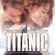 James Horner - Titanic (Soundtrack / O.S.T.) [Black Vinyl]