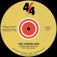 The Tigers Den - North East Groove