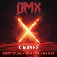 DMX - X Moves (Silver Vinyl)
