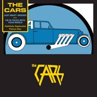 The Cars - Just What I Needed b/w I'm In Touch With Your World (Picture Disc - Black Friday 2016)