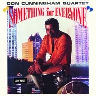 Don Cunningham Quartet - Something For Everyone (Black Waxday RSD 2020)