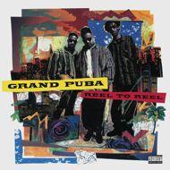 Grand Puba - Reel To Reel (Black Waxday RSD 2020)