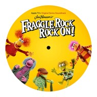 The Fraggles & Guests - Fraggle Rock: Rock On! (Black Waxday RSD 2020)