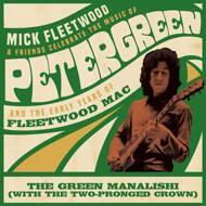Mick Fleetwood & Friends/Fleetwood Mac - Green Manalishi (Black Waxday RSD 2020)