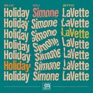 Billie Holiday / Nina Simone / Bettye LaVette - Original Grooves (Black Waxday RSD 2020)