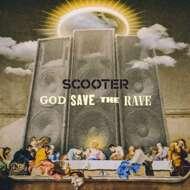 Scooter - God Save The Rave (Black Vinyl)