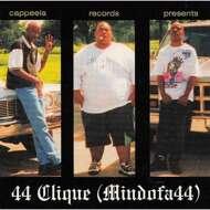 44 Clique - Mindofa44 (Black Vinyl)