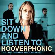 Hooverphonic - Sit Down And Listen To (Black Vinyl)