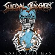 Suicidal Tendencies - World Gone Mad (Black Vinyl)