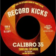 Calibro 35 - Travelers, Explorers / Stingray