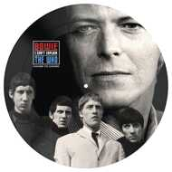 David Bowie / The Who - I Can't Explain (Picture Disc)