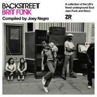 Joey Negro - Backstreet Brit Funk Vol.1
