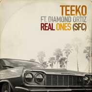 Teeko & Diamond Ortiz - Real Ones (SFC)