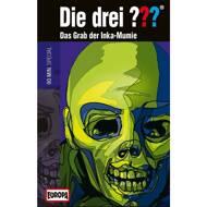 Various - Die Drei ??? und das Grab Der Inka-Mumie (# 186) [Tape]