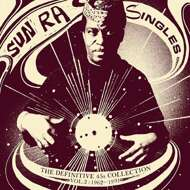 Sun Ra - Singles Volume 2: The Definitive 45s Collection 1962-1991