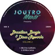 Joutro Mundo presents - Brazilian Boogie & Disco Volume 2