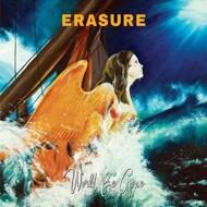 Erasure - World Be Gone (Orange Vinyl)